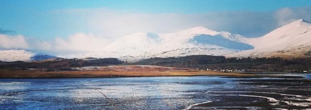 Lochdon across the loch