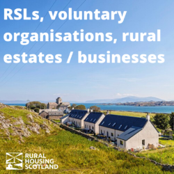 RSL, Voluntary organisation, Rural estate / business tickets